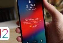Photo of Cách hiện thời tiết trên màn hình khóa iPhone iOS 12