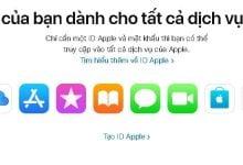 Photo of Cách xóa vĩnh viễn tài khoản AppleID