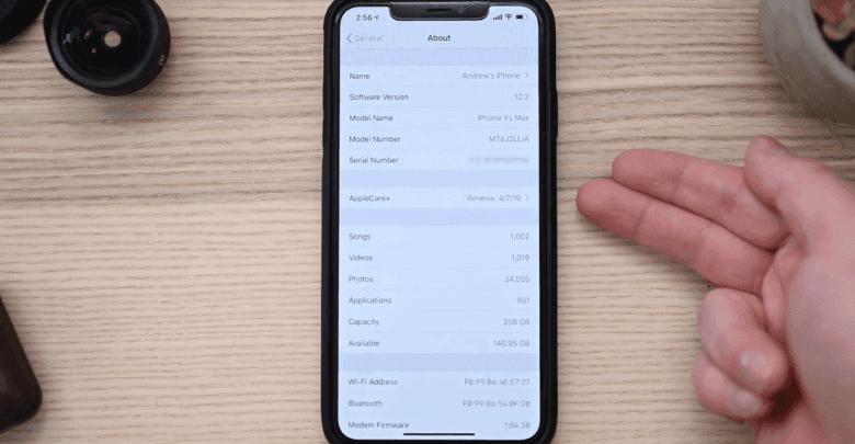Cach Xem Tinh Trạng Bảo Hanh Của Iphone Ipad Trực Tiếp Tren Thiết Bị Với Ios 12 2