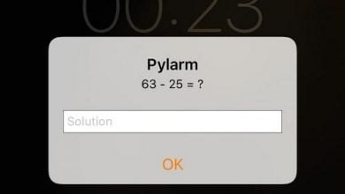 Pylarm Tweak