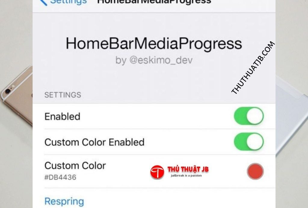 Homebarmediaprogress Set